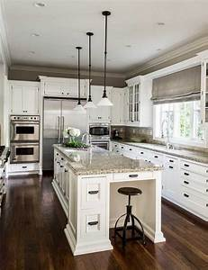 15, Heartwarming, Traditional, Kitchen, Designs, You, Can, Apply, To, Any, Home