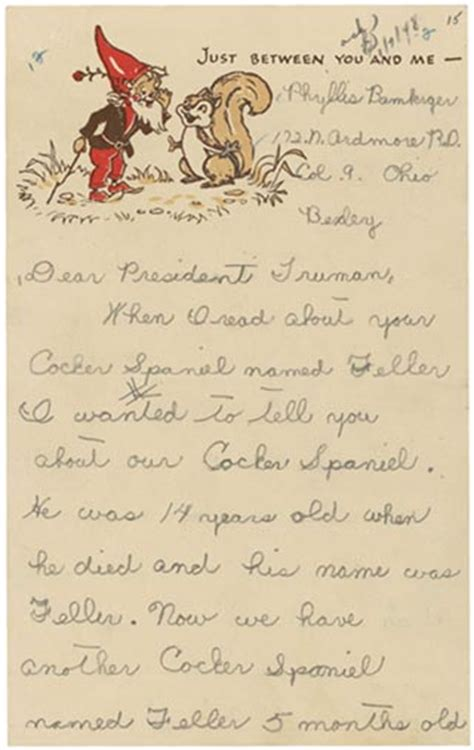 childrens letters