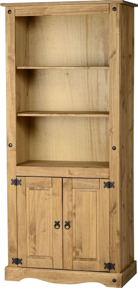 Pine Bookcases Furniture by Corona Pine Bookcase Living Room Furniture Book Shelves