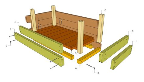 wood flower box plans  woodworking