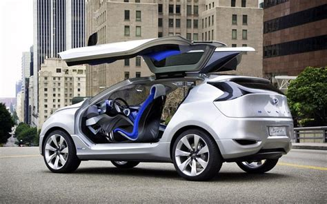 amazing hyundai car concept car review the best suv design from hyunday