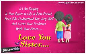 Information About I Love You Brother Quotes From Sister In Hindi
