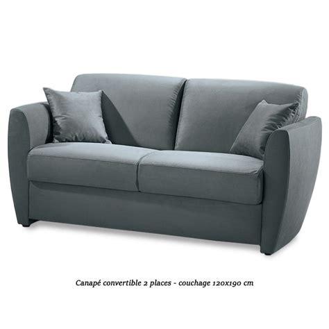 petit canapé convertible 2 places petit canapé convertible honfleur meubles et atmosphère