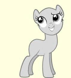 MLP Earth Pony Base