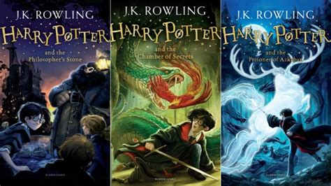 new harry potter covers look like concept for a series