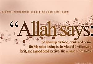 Fasting | Islamic Quotes