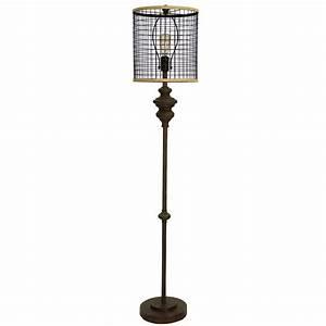 floor floor industrial lamp copper shade edison bulb With copper floor lamp cheap
