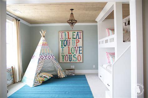 Kids Bonus Room-the Handmade Home