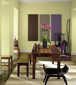 Table Salle A Manger Petite Largeur : peinture salle manger 77 id es charmantes ~ Teatrodelosmanantiales.com Idées de Décoration