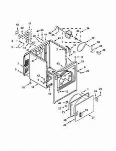 Maytag Medx655dw0 Dryer Parts