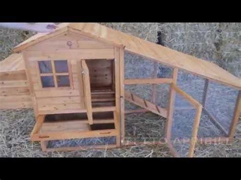 Come Costruire Una Gabbia Per Galline - pollaio per galline ovaiole modello amrock