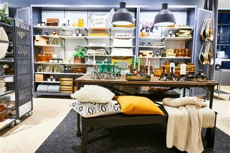 H M Home Shop by Unternehmen H M Startet Mit Eigenen Home L 228 Den In Deutschland