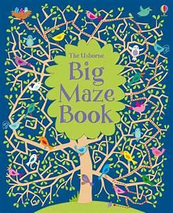 U201cbig Maze Book U201d At Usborne Children U2019s Books