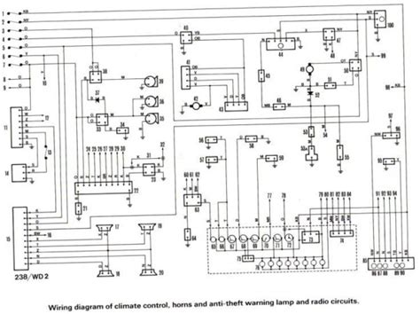 Commodore Wiring Diagram