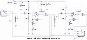 Basic Headphone Amplifier Kit