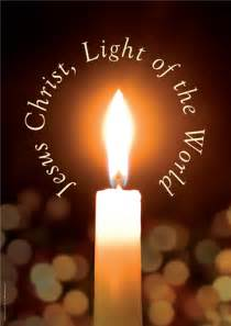 light a candle lift a prayer unto the light of the world the servants of jesus of the