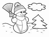 Coloring Christmas Pages Colouring Printable Printables Sheets Wallpapers9 sketch template