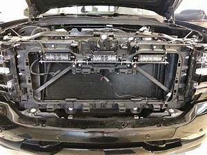 2017 Silverado Front Grille Led Light Inserts