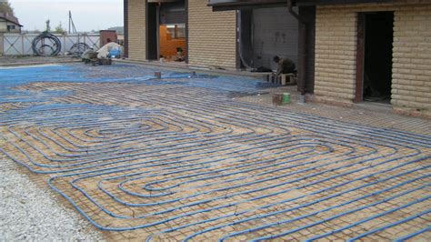Pex Radiant Floor Heating In Concrete by Pex Plumbing Sales Pex Coupons Pex Discount Pex Promo