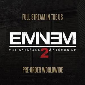 """""""The Marshall Mathers Lp 2 """" Font And """" Full Stream """" Font ..."""