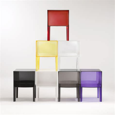 Comodini Kartell Ghost Buster by Small Ghost Buster Kartell Shop