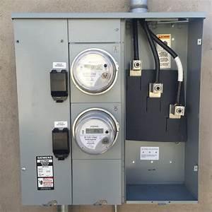 400 Amp Service Panel