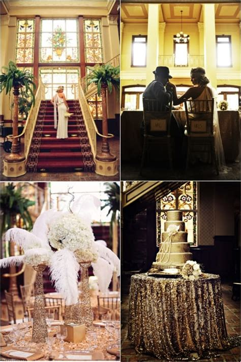 The Great Gatsby : The next new trend for weddings