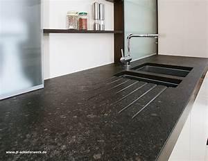 Arbeitsplatten Aus Granit : arbeitsplatten k che stein ~ Michelbontemps.com Haus und Dekorationen
