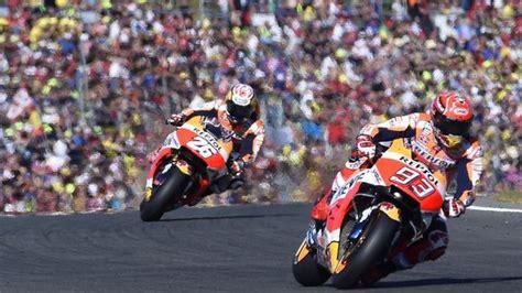 Quartararo mendominasi motogp andalusia untuk meraih kemenangan secara beruntun di jerez. Marquez dan Pedrosa Puas dengan Hasil Tes MotoGP Thailand
