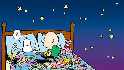 Snoopy Sleeping Wallpapers Desktop Peanuts Charlie Brown