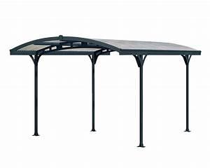 Carport En Aluminium : la maison du jardin carport en aluminium hispano 5000 ~ Maxctalentgroup.com Avis de Voitures