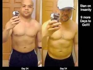 How Insanity Workout Changed The Life Of One Man... - YouTube