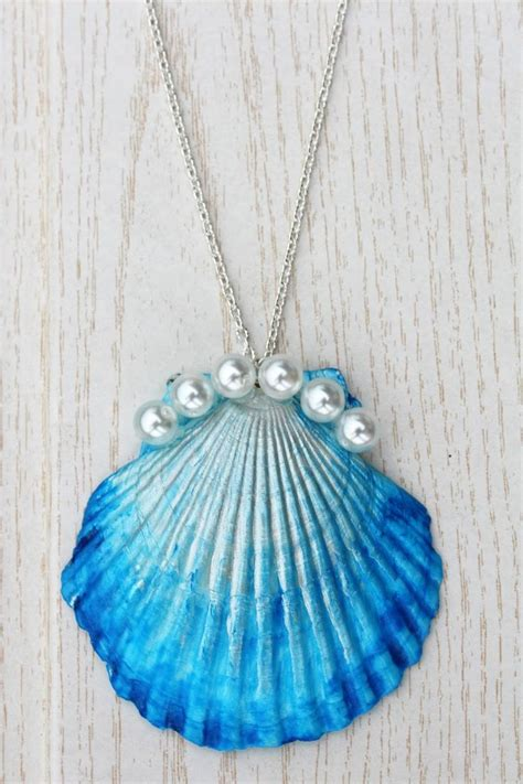 34+ Cool Ways To Make Shell Necklaces  Guide Patterns