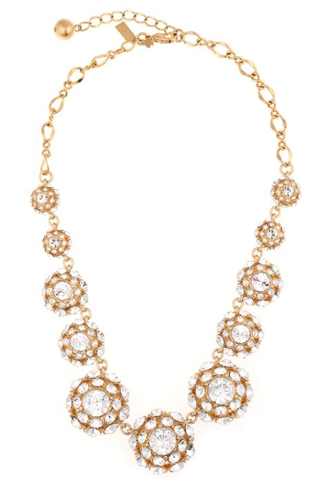 Putting On The Ritz Necklace By Kate Spade New York