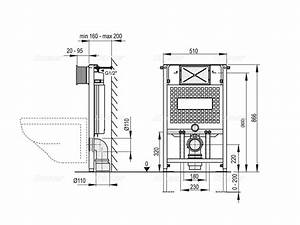 Vorwand Wc Höhe : wc vorwandelement mit dr ckerplatte wandmontage ~ Articles-book.com Haus und Dekorationen