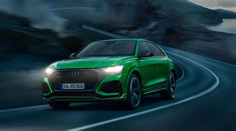 Audi RS Q8 launched in India, price starts at Rs 2.07 ...