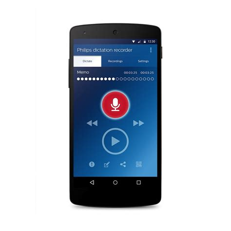 recorder app for android speechexec for android devices dictation recorder app