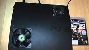 Ps3 Cooling Fan Mod
