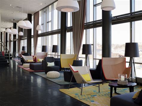 Rica Hotel Narvik A Stylish Modern Business Hotel