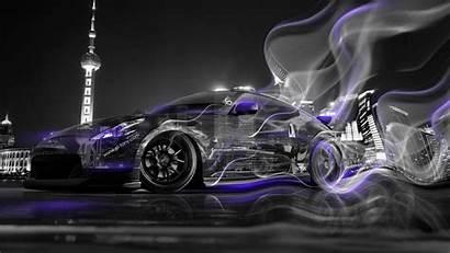 Drift Jdm Nissan Wallpapers Smoke Crystal 370z