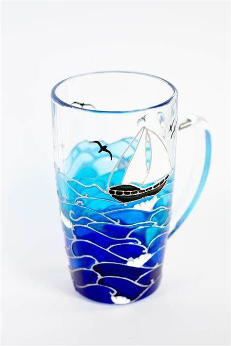 coffee mug  men anniversary gift  nautical gift