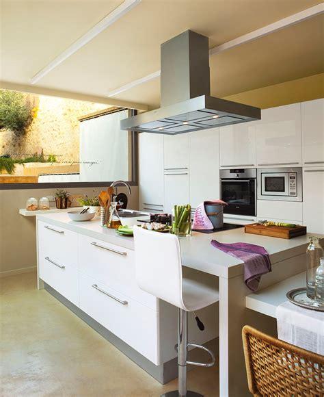 claves  elegir la campana de tu cocina