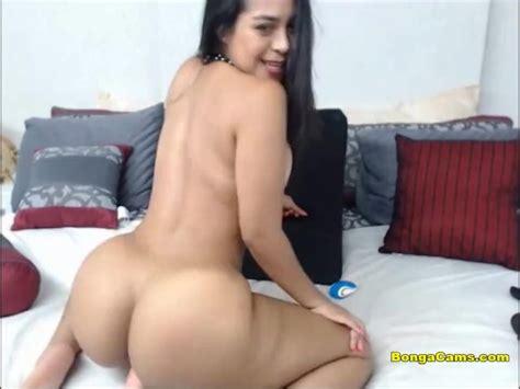 Cute Big Ass Girl Twerks On A Dildo Free Porn Videos