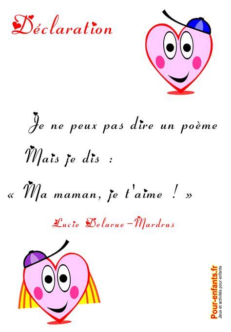 Un Une Maman Un De Maman Mais Pas Poeme A Imprimer Pour Maman Ry91 Jornalagora