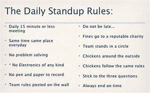 9 tips for an effective stand up meeting With stand up meeting minutes template