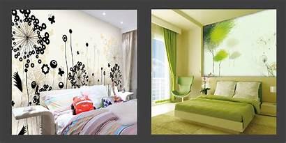 Interior Designs Wallpapers Elegant Wall Interiors China