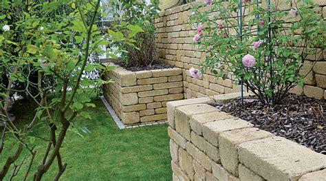 Verkleidung Mauer Garten by Mauer Verkleiden Aussen Fkh