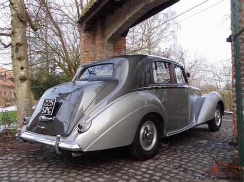 bentley  type   litre sports saloon rare manual car