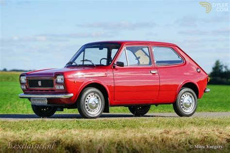 Fiat 127 For Sale by Classic 1971 Fiat 127 For Sale 5183 Dyler