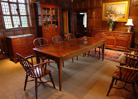 antique dining room tables and chairs the simple farmhouse dining table designwalls 9024